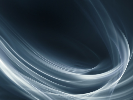 abstract gray background with smoky lines Stock Photo - 22497610