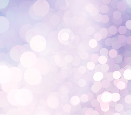 blurred lights: abstract blurred lights - festive background Stock Photo
