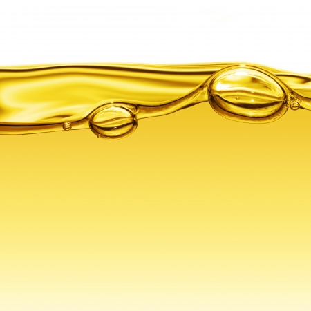 fuels: Oil background with air bubbles