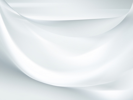 abstract white background with smooth lines photo