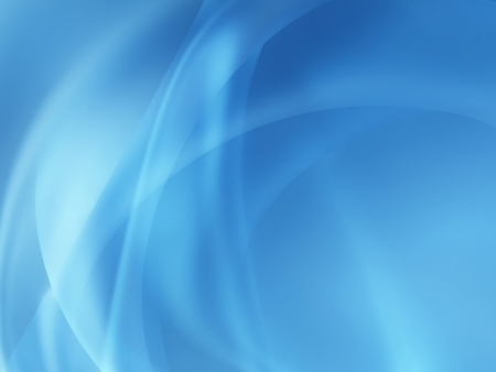 abstract: abstract blue background with smooth lines