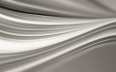 abstract chrome background for your project photo