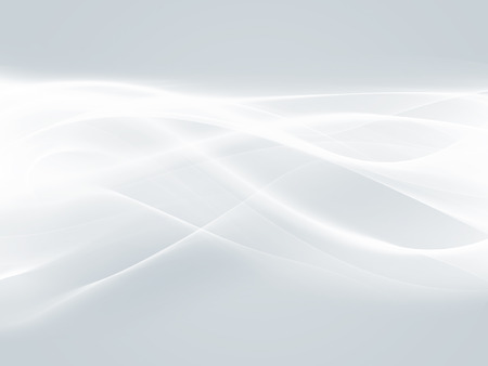 abstract white background with smooth lines Zdjęcie Seryjne - 34629390