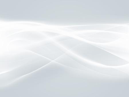 tela blanca: Fondo abstracto de color blanco con l�neas suaves Foto de archivo