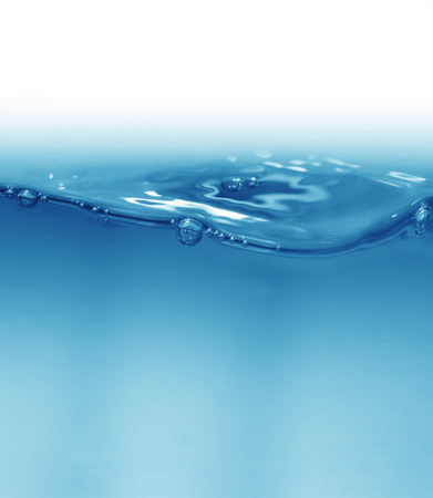 air bubbles: water background with air bubbles