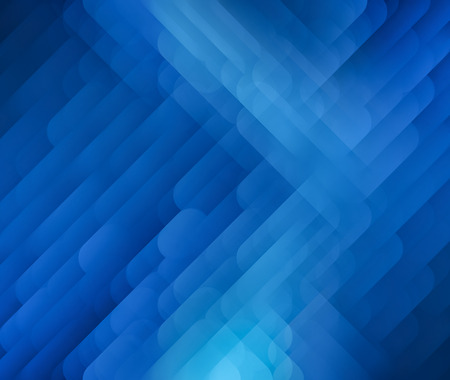 wallpaper blue: modern abstract blue background for your project Stock Photo