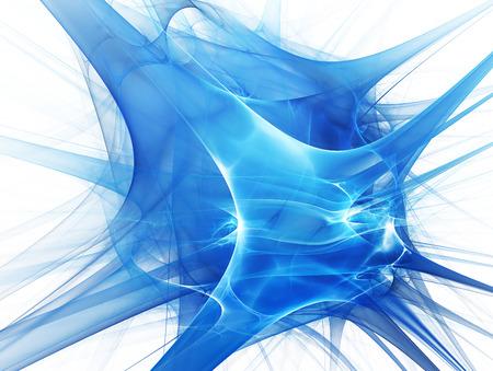 Fond la technologie abstraite avec des rayures Banque d'images - 39328469