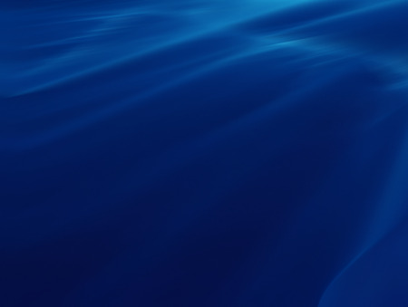 abstract illustration: abstract blue background with smooth lines