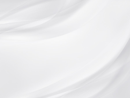 abstract white background with smooth lines Stock fotó - 43652408