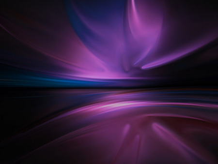 Abstract purple chrome background