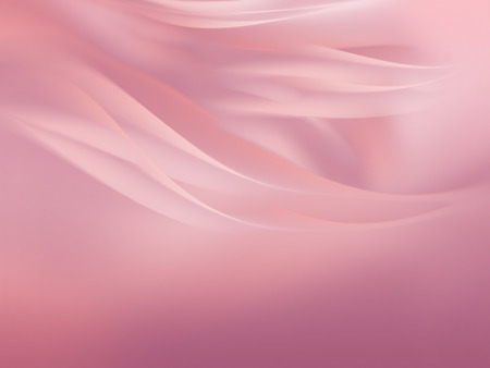 soft pink background with smooth lines