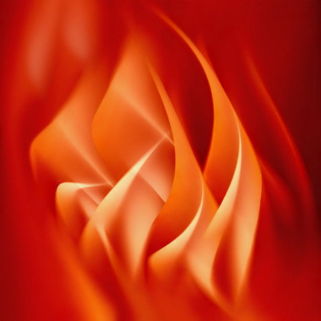 fire flame: abstract fire background for your project
