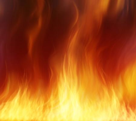llamas de fuego: Fondo de fuego abstracta para su proyecto Foto de archivo
