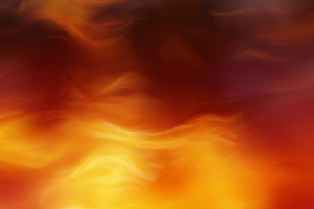 conflagration: abstract fire background for your project