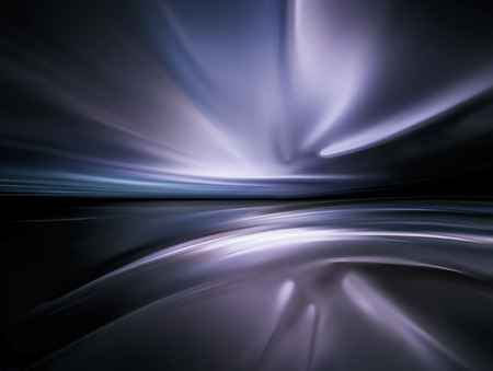 abstract chrome background full screen Stock Photo
