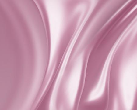 背景として柔らかいピンクのシルク フルスクリーン