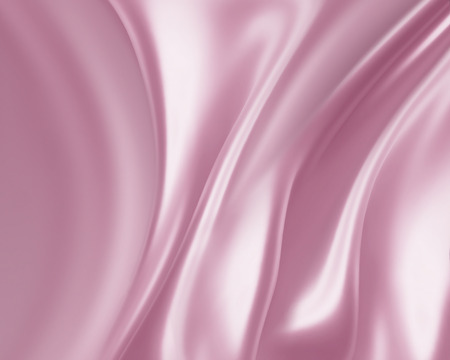 soft pink silk full screen as background Stock Photo - 44906099