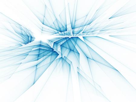 Futuristische Technologie Hintergrund Standard-Bild - 45835598