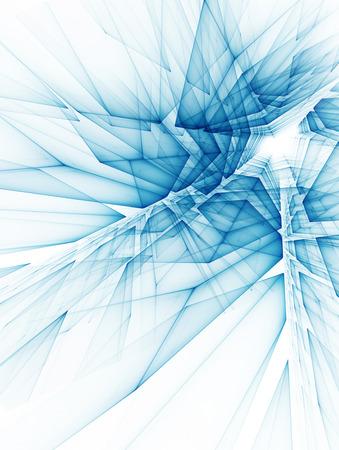 abstract background with blue stripes Reklamní fotografie