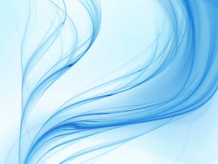blue lines: abstract blue background with smooth lines