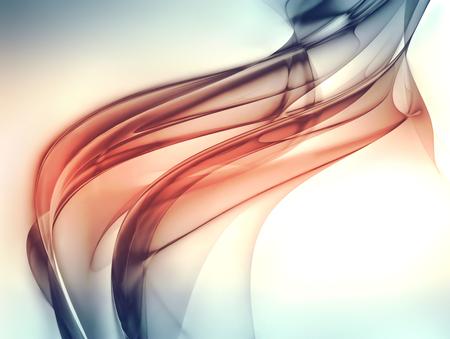 fondo elegante: elegante fondo abstracto con líneas onduladas suaves