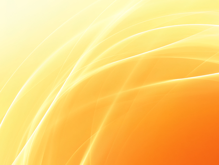 wave abstract: abstract background with bright orange and yellow lines