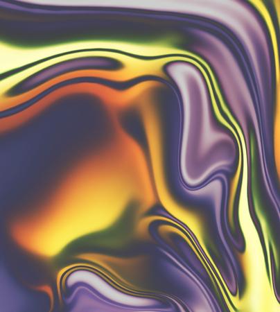 cromo: pantalla completa abstracta de metal cromado como fondo