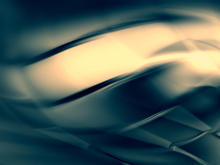 chrome metal: full screen abstract chrome metal as background Stock Photo
