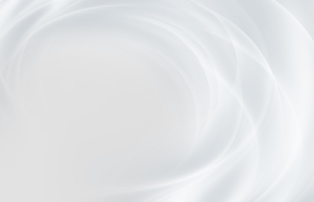smooth background: abstract white background with smooth wavy lines