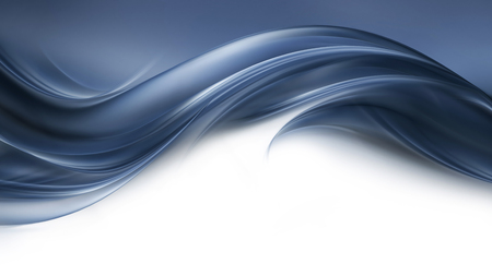 abstract background with gray flowing wavy lines