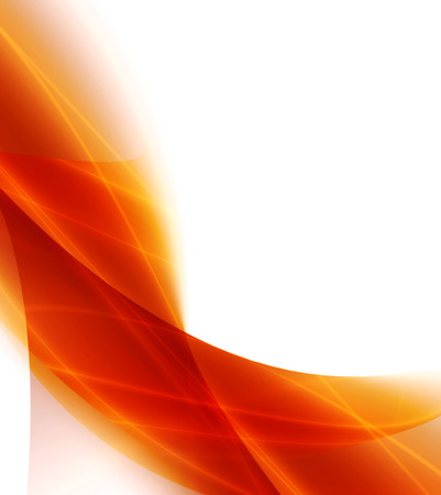 abstract fire: Fantastic design or art element for your projects Stock Photo