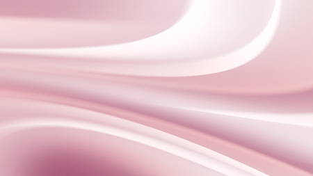 curve line: soft pink background with smooth lines