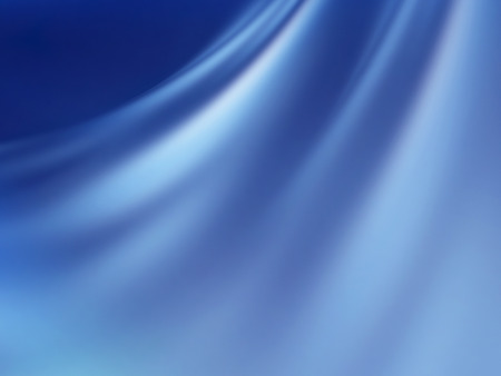 bright color: abstract blue background with smooth lines