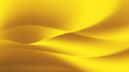 abstract gold background with smooth lines Stock Photo
