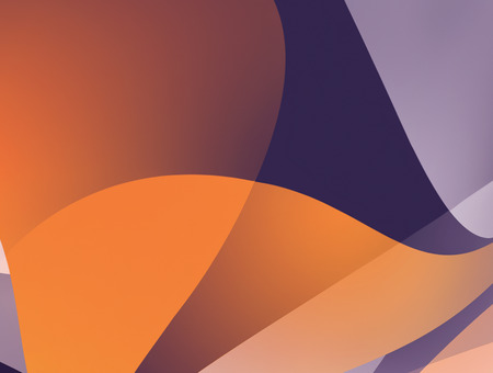 wallpaper vibrant: abstract background with gray and orange shapes