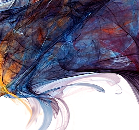 coloured background: Artists oil paints multi coloured close up  abstract background