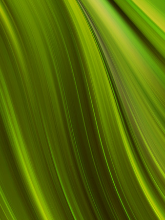 yellow green: green striped background - computer generated