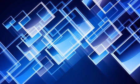 modern abstract background with squares