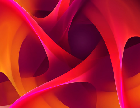 Abstract art background with bright vibrant colors
