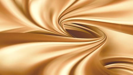 golden silk - elegant background for your projects