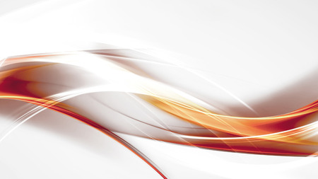modern background with abstract smooth lines Reklamní fotografie