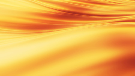 abstract fire: abstract background with smooth lines of fire Stock Photo