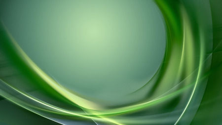 wave abstract: Abstract natural background with smooth green lines