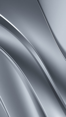 aluminium texture: abstract metal background for your project
