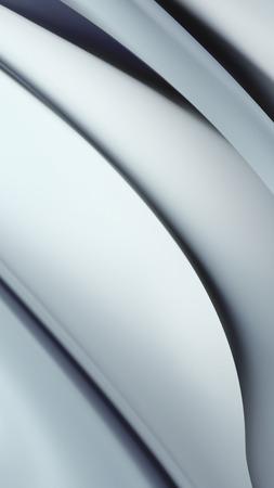 aluminium texture: abstract chrome background full screen Stock Photo