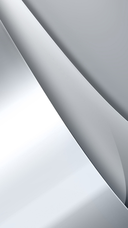 brushed steel: abstract metal background for your projects