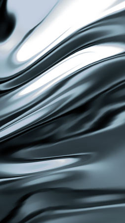 liquid metal close-up as background