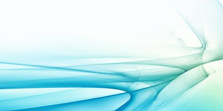 Abstract technology background with blue and white tones, 3D image