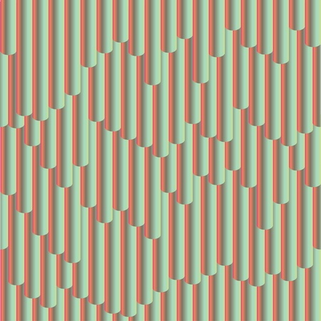 Seamless vector gradient rocks pattern for wrapping, craft, fabric, textile 向量圖像