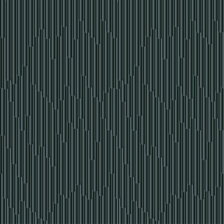Seamless vector gradient tubing dark green pattern for wrapping, craft, fabric, textile 向量圖像